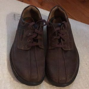Ecco, Men's, brown casual loafer